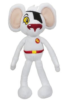 Danger Mouse - Danger Mouse Talking Plush Soft Toy - NEW