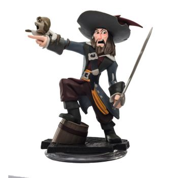 Disney Infinity 1.0 - Barbossa (Pirates Of The Caribbean) - NEW