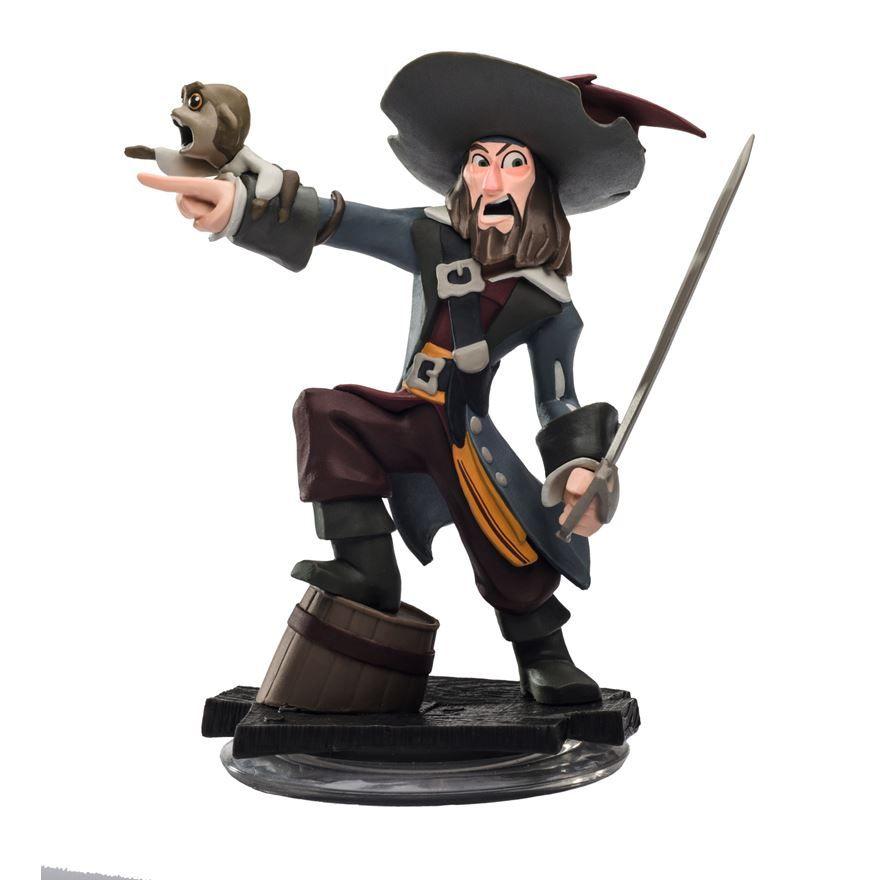 Disney Infinity 1.0 - Barbossa (Pirates Of The Caribbean) - NEW