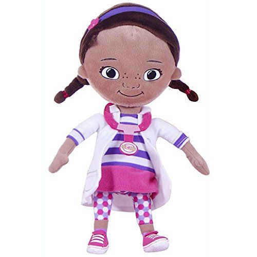 Doc McStuffins - Doc McStuffins Soft Plush Toy - Disney - NEW