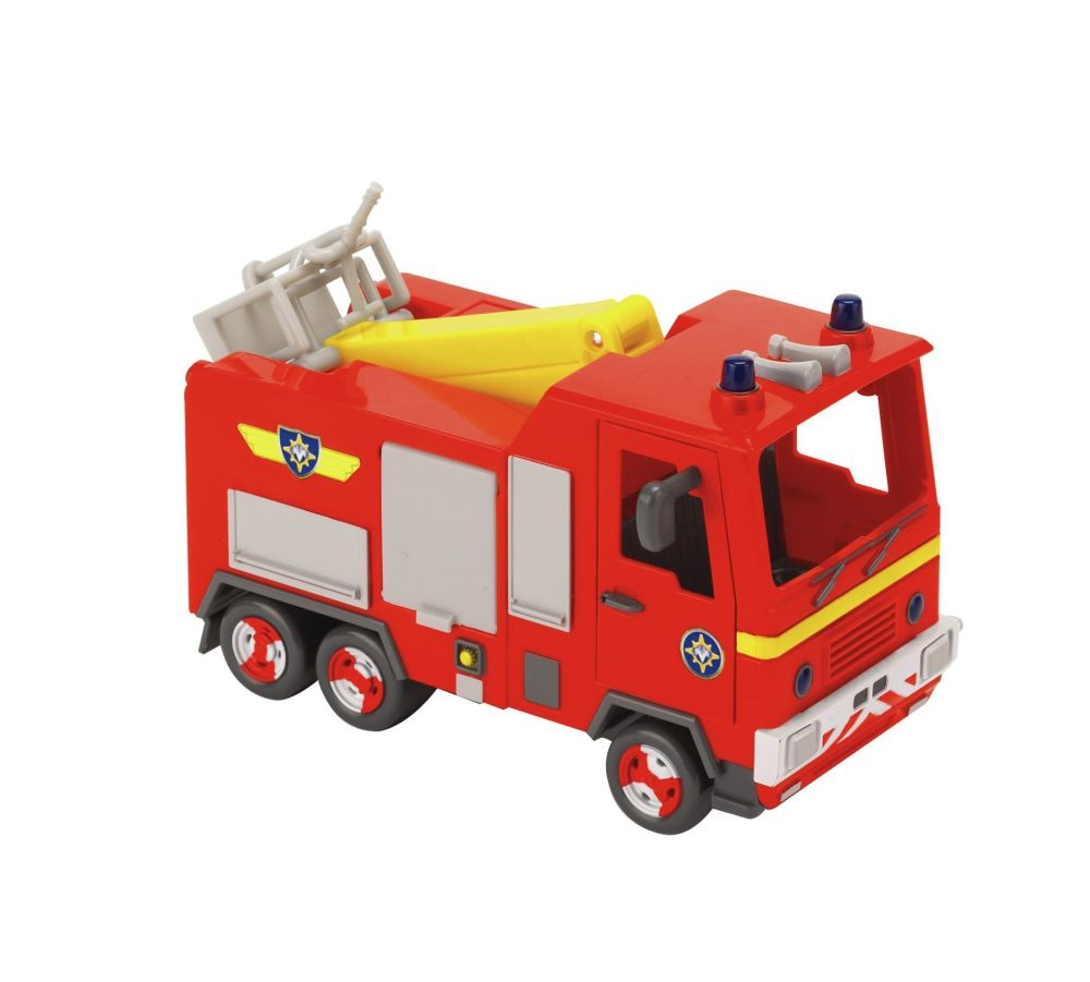 Fireman Sam - Jupiter Fire Engine - 2014 - NEW