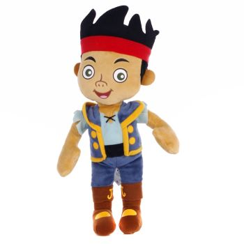 "Jake And The Neverland Pirates - Jake 10"" Plush Soft Toy - Disney - NEW"