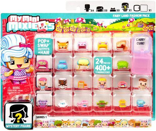 My Mini MixieQ's - Fairy Land Fashion Pack - Mattel - NEW