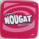 Chewy Nougat Sweets Novelty Eraser - NEW
