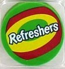 Refreshers Sweets Novelty Eraser - NEW