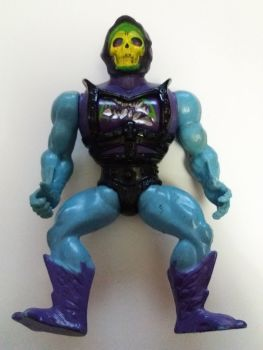Masters Of The Universe - Battle Armour Skeletor Figure - RARE