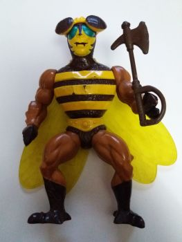 Masters Of The Universe - Buzz Off Figure - COMPLETE