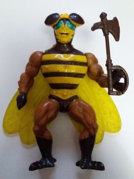Masters Of The Universe - Buzz Off Figure - COMPLETE [ca]