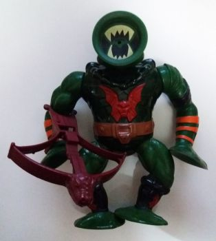 Masters Of The Universe - Leech Figure - COMPLETE