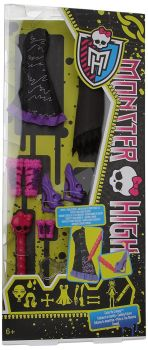Monster High - Color Me Creepy Outfit - Add On Pack - Werewolf - NEW - 2012