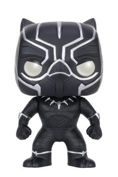 POP! Vinyl Bobble-Head - Captain America : Civil War - Black Panther - Funko - NEW