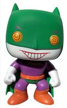 POP! Vinyl Bobble-Head - Super Heroes - The Joker Batman-Batman - Funko - NEW