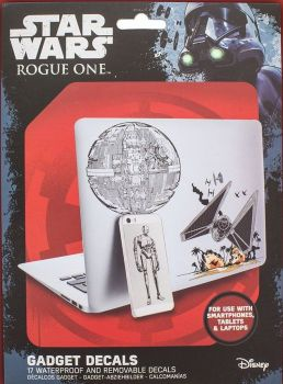 Star Wars : Rogue One - Gadget Decals - NEW