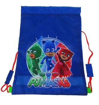 PJ Masks - Trainer / PE / Swimming / Gym Bag - 2017 - NEW