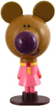 Hey Duggee - Norrie Figure - Cbeebies - Golden Bear - 2014 - NEW