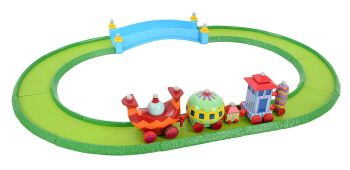 In the Night Garden - Musical Ninky Nonk Train and Track Set - 2015 - NEW