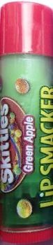 Skittles - Lip Smacker Lip Balm - Green Apple - NEW