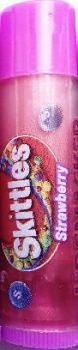 Skittles - Lip Smacker Lip Balm - Strawberry - NEW