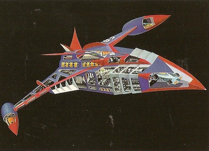 Battle Of The Planets - Collectable Trading Card - 02 - NEW