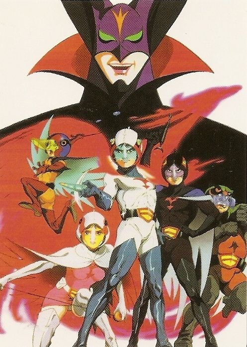 Battle Of The Planets - Collectable Trading Card - 08 - NEW