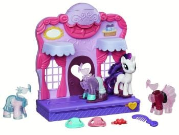 My Little Pony : Friendship Is Magic - Rarity Fashion Runway - 2016 - NEW
