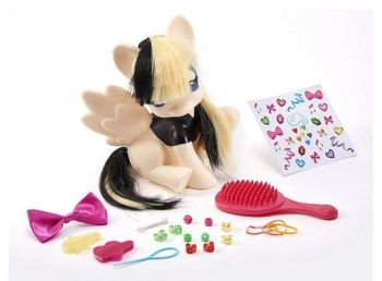 My Little Pony : Friendship Is Magic - Songbird Serenade Styling Head - 2017 - NEW