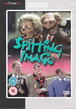 Spitting Image : Series 8 - DVD