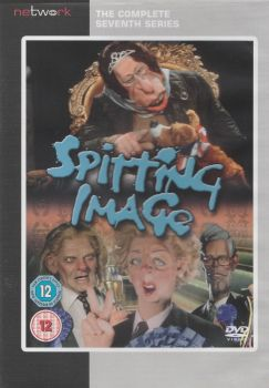 Spitting Image : Series 7 - DVD