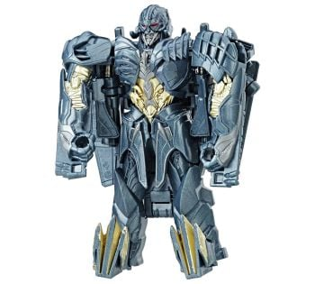 Transformers : The Last Knight - Turbo Changer - Megatron - Hasbro - 2016 - NEW