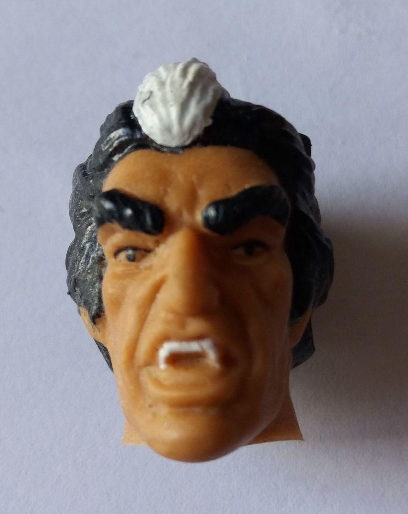 Action Figure Head - Vampire