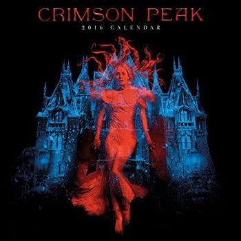 Crimson Peak - Calendar 2016 - NEW