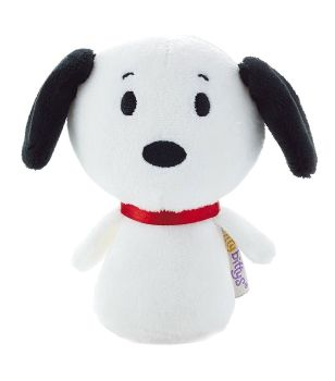 Peanuts - Itty Bittys - Snoopy Plush Soft Toy - Hallmark - NEW