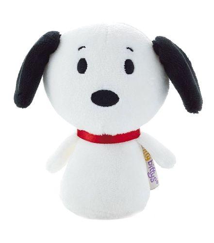 Peanuts - Itty Bittys - Snoopy Plush Soft Toy - Hallmark - NEW