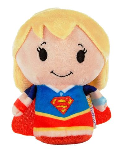 DC Super Heroes - Itty Bittys - Supergirl Plush Soft Toy - Limited Edition