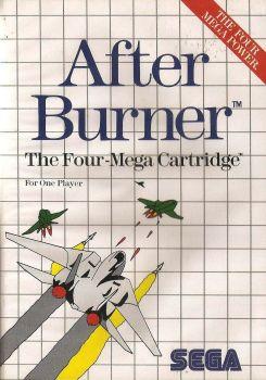 After Burner - SEGA Master System - 1988
