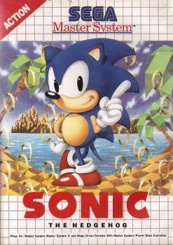 Sonic The Hedgehog - SEGA Master System - 1991