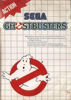 Ghostbusters - SEGA Master System - 1989
