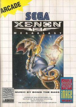 Xenon 2 : Megablast - SEGA Master System - 1991