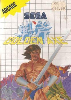 Golden Axe - SEGA Master System - 1989