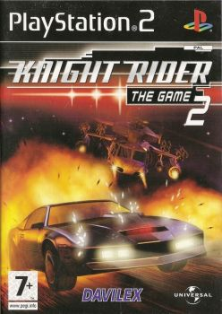 Knight Rider : The Game 2 - PS2 - Playstation 2 - Davilex - 2004
