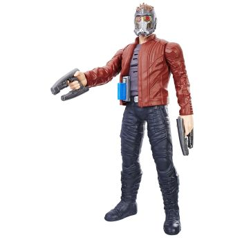 Guardians Of The Galaxy - Electronic Music Mix Talking Star-Lord Figure - Marvel - 2016 - NEW