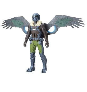 Spider-Man : Homecoming - Electronic Vulture Figure - Marvel - 2017 - NEW
