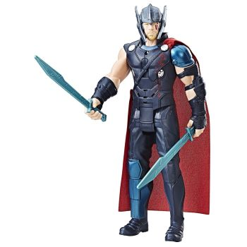 Thor Ragnarok - Electronic Thor Figure - Marvel - 2017 - NEW