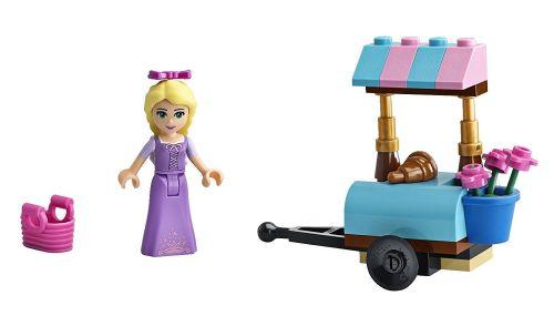 LEGO - Disney Princess Rapunzel's Market Visit - Polybag - 30116 - 2014 - N