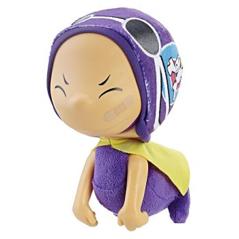 "Hanazuki - Little Dreamer - ""Stunts"" Plush Soft Toy - 2017 - NEW"