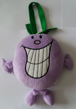Little Miss Naughty Large Plush Soft Toy