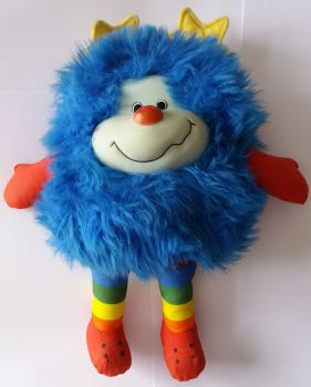 Rainbow Brite - Champ Sprite Plush Soft Toy