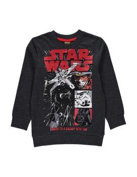 Star Wars - Long Sleeve Sweatshirt - 3-4 YRS - NEW
