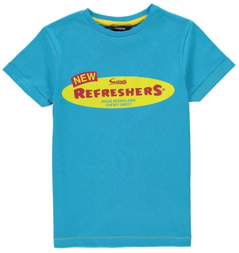 Swizzels Refreshers - Short Sleeve T-Shirt - 6-7 YRS - NEW