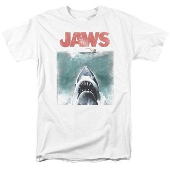 Jaws - Short Sleeve T-Shirt - 4-5 YRS - NEW